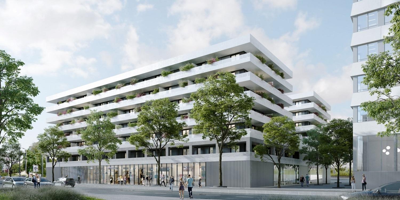 Bibliothèque De Fontenay Sous Bois appartements neufs fontenay sous bois - quartus résidentiel