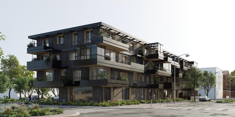 Programme immobilier neuf EQLO