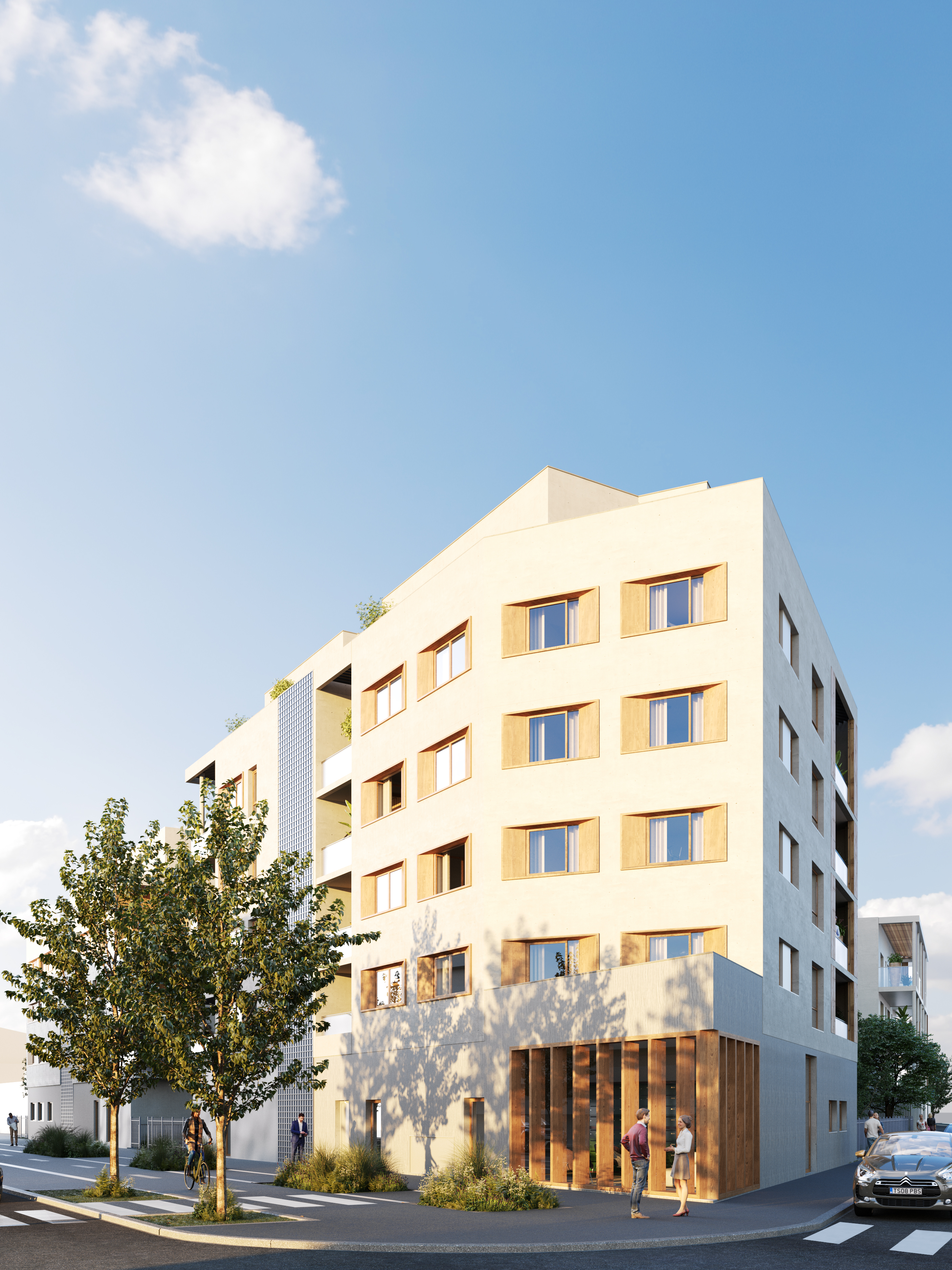 Programme immobilier neuf QOHESION